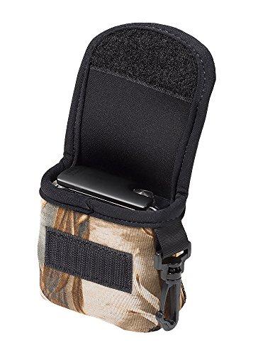 LensCoat BodyBag GoPro Camouflage Neoprene Protection Camera Bag case (Realtree Max4) lenscoat