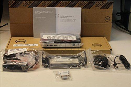Dell Wyse 4NH9X 5030 Mini Desktop, 512 MB RAM, 32 MB Flash, Black