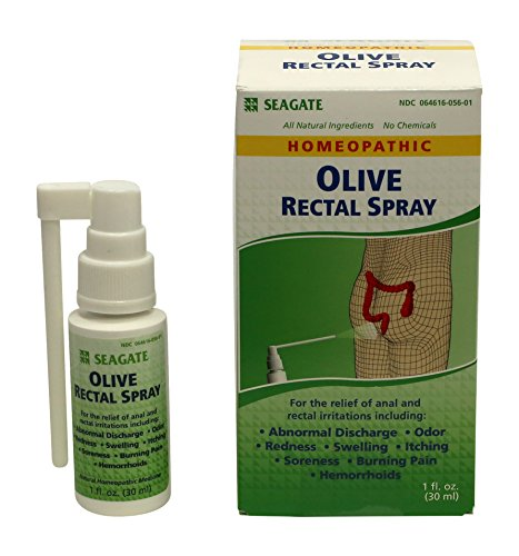 Seagate Products Homeopathic Rectal 1 Pack