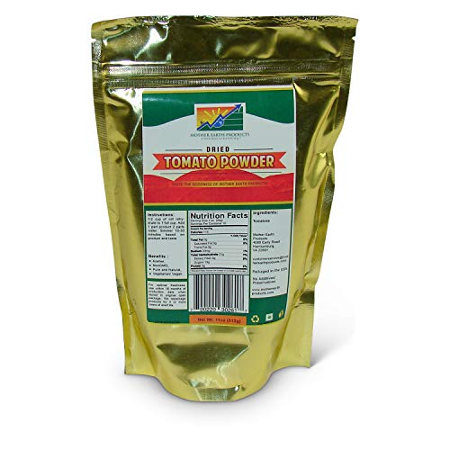 Mother Earth Products Dehydrated Tomato Powder (2 Cup Mylar) (Dehydrated Pasta Sauce)