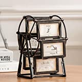 XUEXIN Ferris wheel rotating large windmill picture frame children 's photo frame photo studio 4 - inch 5 - inch wedding gifts , wheel frame , 5 inch6