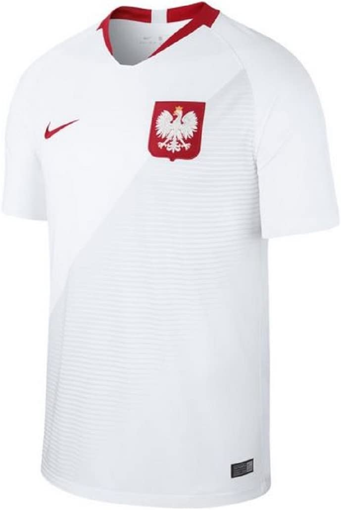 Youth Polska Robert Lewandowski #9 Replica Polish Soccer Jersey Poland Pride