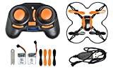 UDI RC U839 2.4G 3D Nano RC Quadcopter ORANGE