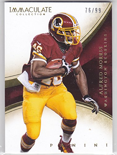 2014 IMMACULATE ALFRED MORRIS COLLECTION /99