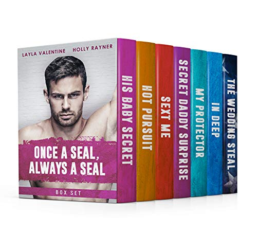 (Once a SEAL, Always a SEAL 7 Book Box Set)