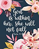 God is within her, she will not fall: Bible Verse