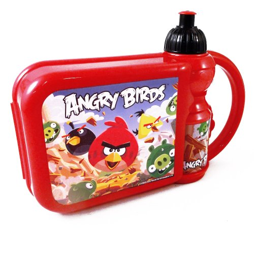 Angry Birds Combo Lunch Bottle