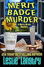 Merit Badge Murder (Merry Wrath Mysteries Book 1)