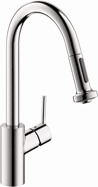 Talis S Higharc Kitchen Faucet 2 Spray Pull Down 1 75 Gpm Touch On Kitchen Sink Faucets Amazon Com