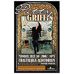 Patty Griffin Original Colorado Concert Tour Poster