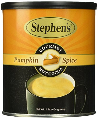 Stephen's Gourmet Hot Cocoa, Pumpkin Spice, 16-Ounce Cans (Pack of (Hot Pumpkin)