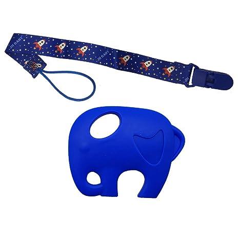 Inchant bebé Chupete clip - juguetes para la dentición libre ...