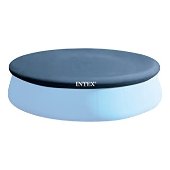 Intex 15ft Round Easy Set Above Ground Pool Cover