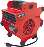 Allstar Performance ALL30002 Red 3 Speed Blower Fan