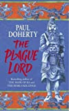 The Plague Lord by Paul Doherty front cover
