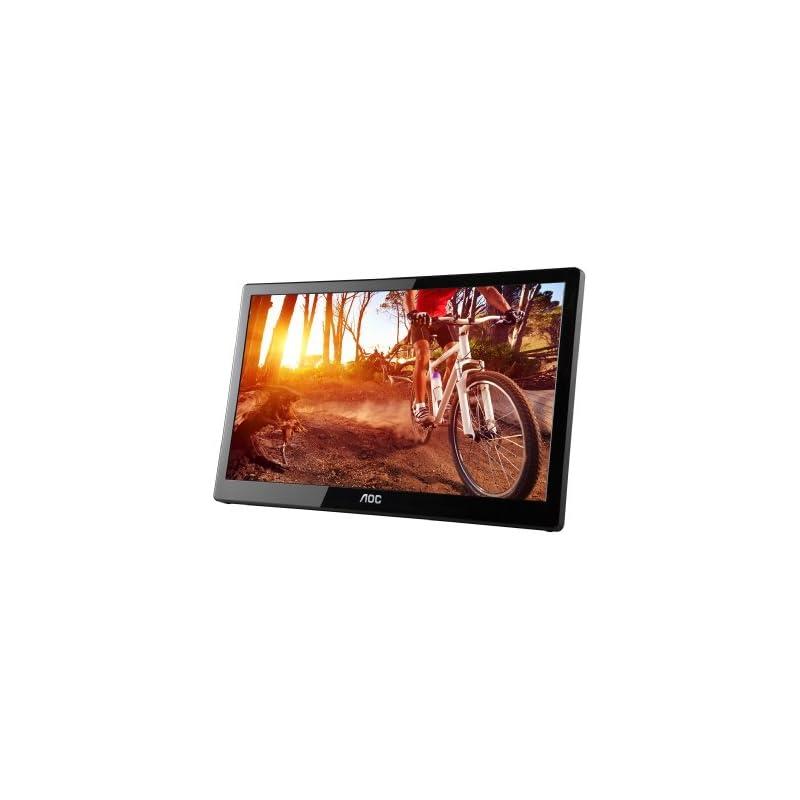 AOC e1659Fwu 16-Inch Ultra Slim 1366x768