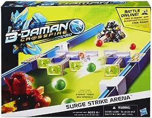B-Daman - Estadio, Set Juego de Combate (Hasbro A4457E27): Amazon.es: Juguetes y juegos