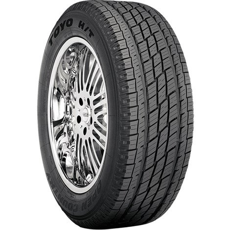 Toyo Open Country H/T All-Season Radial Tire - 255/65R16 ...