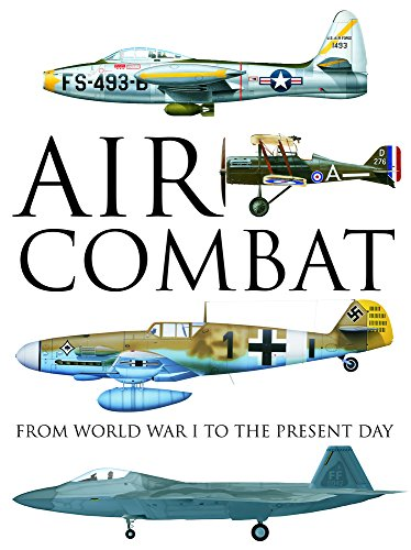 Air Combat: From World War I to the Present - Fighter Planes Modern