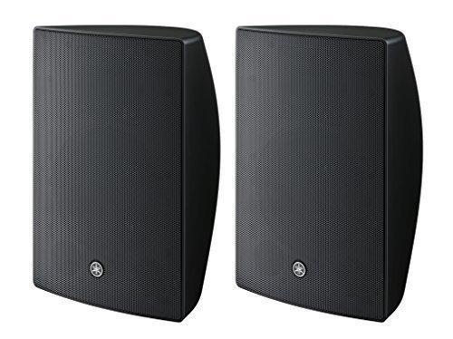Yamaha VXS8 VXS Series 8 Inch Surface Mount Speaker - Black Pair