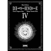 DEATH NOTE BLACK EDITION 04 (CÓMIC MANGA)