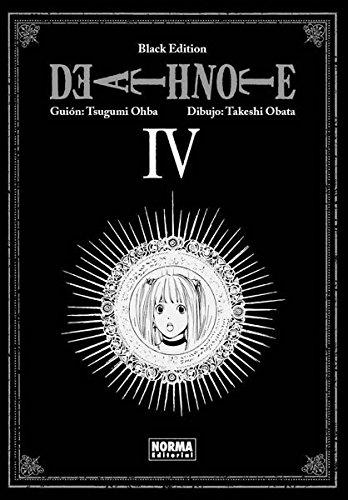 Death note black edition 4 (CÓMIC MANGA) Tapa blanda – 26 jul 2013 Takeshi Obata Tsugumi Ohba Norma Editorial 846791212X Graphic novels: Manga