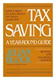 Tax Saving, Julian Block, 0801972272