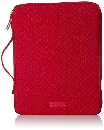 Vera Bradley Iconic Tablet Tamer Organizer Vv Messenger Bag - Vera Little Case Travel Bradley