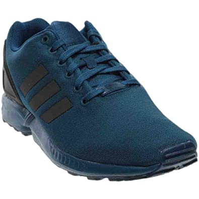 ca44618679270 adidas Mens Originals ZX Flux Shoes  S76529 (13) Blue