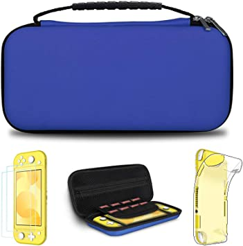Simpeak 5 en 1 Kits Compatible con Nintendo Switch Lite, Protector ...