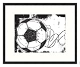 Melissa Van Hise DC20175 Soccer Sketch Wall Decor