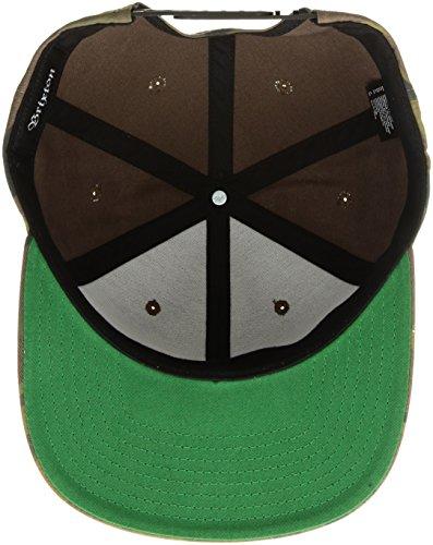 Unica Wheeler Multi Brixton Taglia Headwear Unisex Unisex Cap Camo Olive 0Zvq4