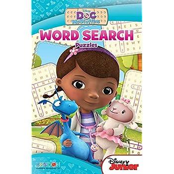 Amazon Com Doc Mcstuffins Set Of 2 Coloring Books Toys Games