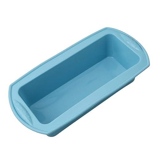MoreLucky Molde de silicona para hornear pasteles, molde ...