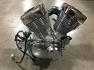 Amazon.com : Lifan NEW 250CC V-TWIN ENGINE MOTOR MINI