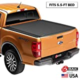 """BAK Revolver X4 Hard Rolling Truck Bed Tonneau Cover 