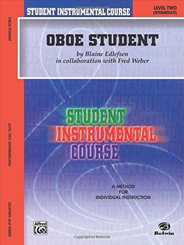 - Student Instrumental Course Oboe Student: Level II