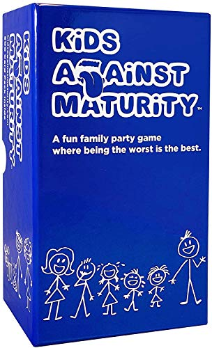 Kids Against Maturity Card