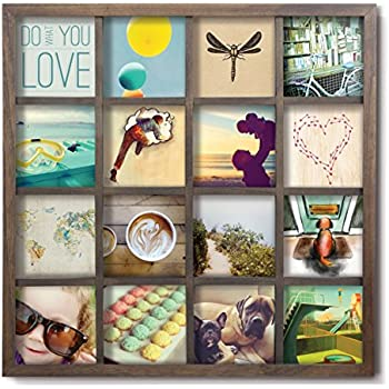 Amazon Com Umbra Clothesline Shadowbox Picture Frame