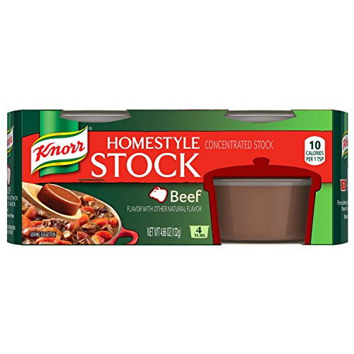 Knorr Homestyle Stock, Beef, 4.66 oz