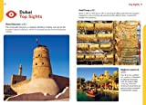 Front cover for the book Lonely Planet Pocket Dubai by Josephine Quintero