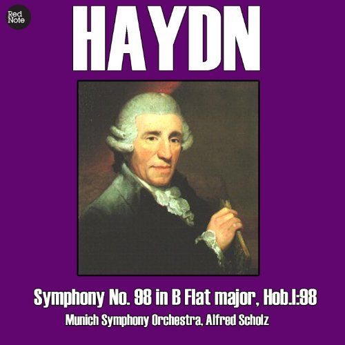 haydns symphony On his visits to london, haydn discovered audiences who were eager to be surprised – and he met their expectations.