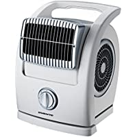 Ovente BF74W Cool Breeze Pivoting Blower Fan, White