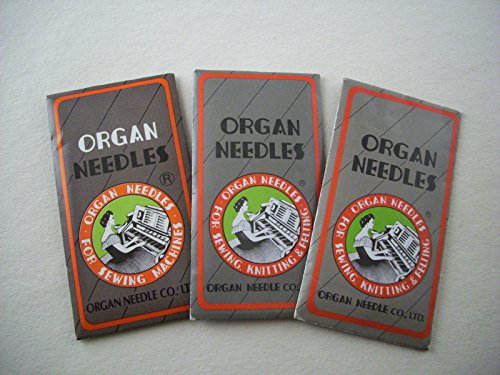 NGOSEW 30 Organ 135×17 DPX17 Walking Foot Industrial Sewing Needle