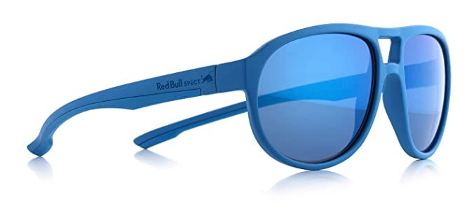 Red Bull SPECT Gafas De Sol Polarizadas Bail Matt Light Azul ...