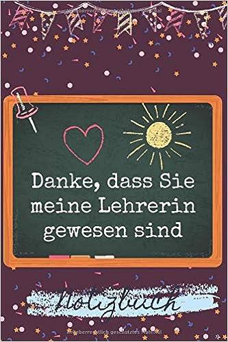 An dankeschön lehrerin brief Dankeskarte an