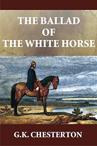 Amazon The Ballad Of The White Horse Illustrated Ebook Gk
