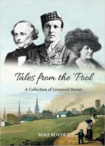 Front cover for the book Tales from the Pool A Collection of Liverpool Stories by Mike Royden