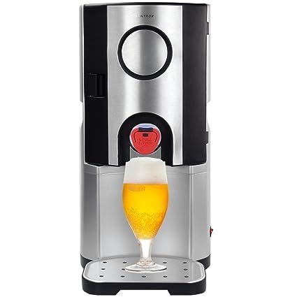 Synt Rox Cerveza Enfriador Cerveza con Refrigeración thermoelektrischer para 5 litros Cerveza barriles Ideal para su