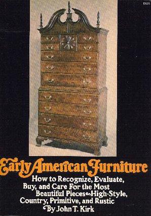 Early American Furniture - 2